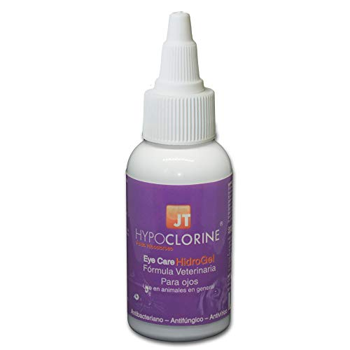 JTPharma Hypoclorine Eye Care Hidrogel - 60 Ml, Multicolor 70 g