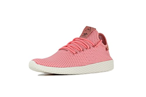 adidas Men's Pw Tennis Hu Fitness Shoes, Pink Rostac Rostac Rosnat, 5.5 UK