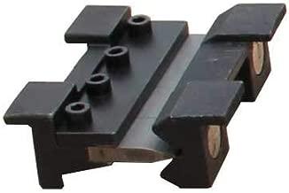 KAKA BDS-4, 4 Inches Sheet Metal Vice Brake Die Set, Magnetic Vise Mount