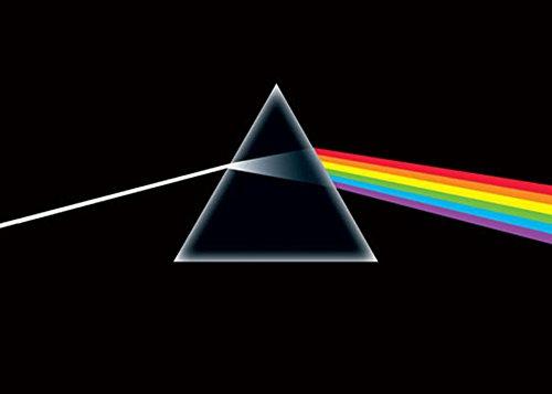 Pink Floyd - Prisma - Musikposter Classic Rock - Grösse 91,5x61 cm