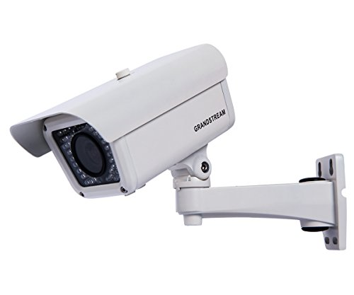 Grandstream Networks GXV3674-FHD-VF Outdoor Day/Night VariFocal HD IP Camera, 1.2MP, 2.8-12mm Lens, IR Cut Filter