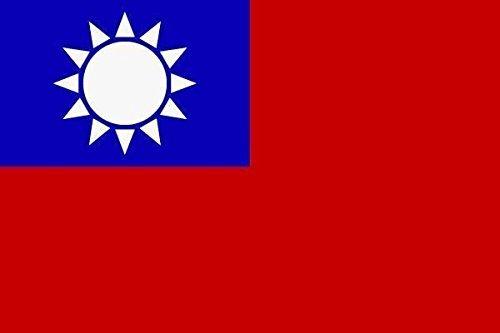 U24 vlag Taiwan, 60 x 90 cm