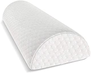 NOVIMED Medical Orthopedic Half-moon Pillow for Low Back Pain, Sciatica and Knee and Joints Pain, Provides Best Support fo...