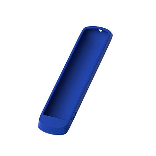 YUYAN Cubierta de mando a distancia extraíble a prueba de polvo, de silicona duradera, suave, sólido, para Philips TV con mando a distancia NETFLIX HOF16H303GPD24