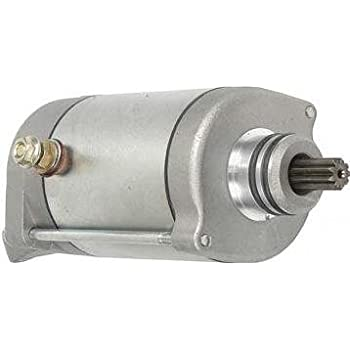 NEW STARTER COMPATIBLE WITH AND DRIVE POLARIS SNOWMOBILE FRONTIER CLASSIC TOURING 4010417 13101-3706 21163-1086 131013706 211631086 4010417 4011584 4012032 4013268 3240110 3240281