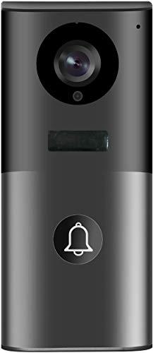 Video Türsprechanlage ProV1 von Weber Protect. Einfache Montage und Anschluss an Hausgong, Bewegungserkennung, Full HD Video, Nachtsicht, App Steuerung.