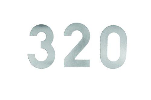 Lienbacher–Porta Di Casa, numero numero 0In Acciaio Inox 1,4x 120mm, 534298