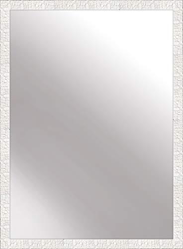 nielsen HOME Florentina - Espejo de Pared, Blanco, 50 x 70 cm