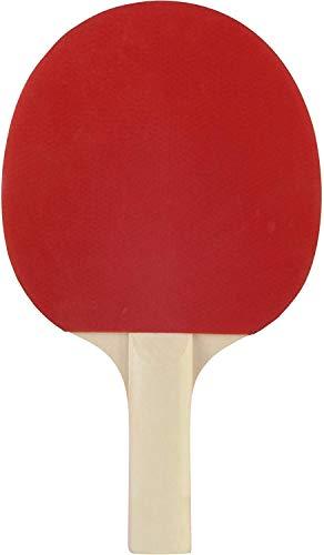 HAADI Tischtennis-Set Premium Ping Pong 2 Tischtennisschläger und 3 Bälle für Indoor Esstisch & Outdoor Spielen Spiele von Jungen Mädchen & Erwachsene