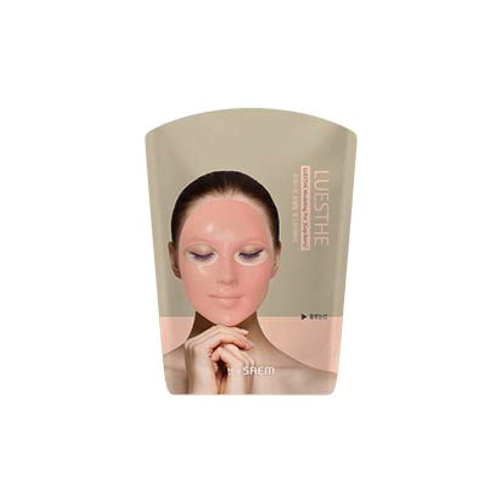 労働マディソンふつう【The Saem】ザセム ルエステ モデリング パット/Luesthe Modeling Pot/韓国コスメ (ゴジベリー)