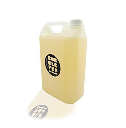 Fruitsiroop voor Bubble tea Citroen   Fruit syrup Lemon (500 g)