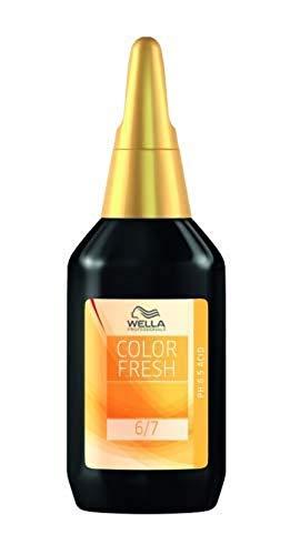 Wella - 7/3 Biondo Medio Dorato - Linea Color Fresh - 75ml