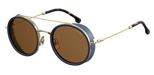 Carrera 167-S-KY2-70 Gafas, Blue Gold/Bw Marrone, 50/17/140 para Hombre