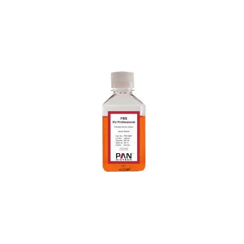 PAN BIOTECH P30-8500 Serum bovin filtré origine Amérique du Sud, FBS EU PROFESSIONAL, 500 mL