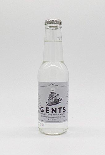 Gents Swiss Roots Tonic Water (24 Flaschen)