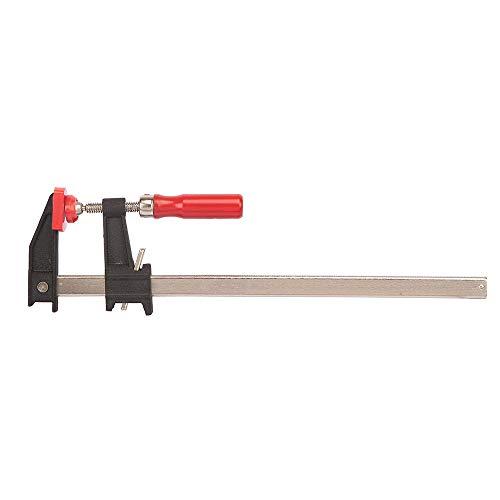 WORKPRO Grampo de barra de aço, 30 cm, barra de aço com mandíbulas fundidas, (pacote com 1) (W032028)