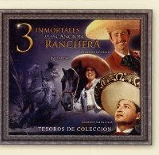 Demetrio Gonzalez; Paco Michel; Gilberto Valenzuela (3Cds 3 Inmortales de la Cancion Ranchera Sony-905729)