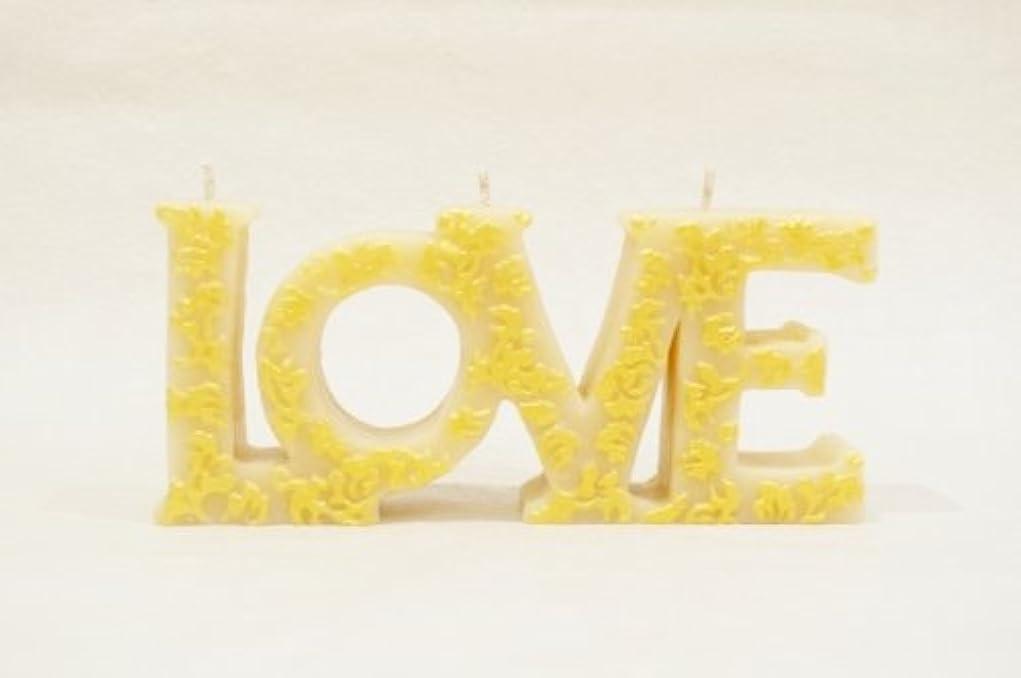 馬力ポット証拠Bee My Candle LOVEキャンドル オーキッド Gold