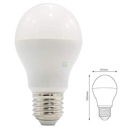 Gledopto LED E27 RGB CCT-Lampe (6 Watt)