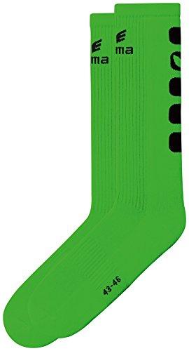 Chaussettes Longues 5-Cubes - Green/Noir - 35-38