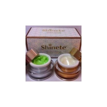 NEW Shinete' DUO CLICK Face Cream Set Result Within7days 2 in 1 Set.The Best Natural Cosmeceutical in Asia. Suitable for All Skin Types.Reduce Dark Spot, Scar and Melasma Decrease Significantly