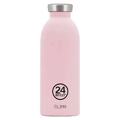 24Bottles Clima 500 ml Acier inoxydable Rose bouteille