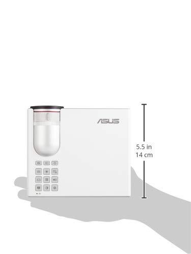 ASUS高輝度モバイルバッテリー内蔵小型プロジェクターP3B