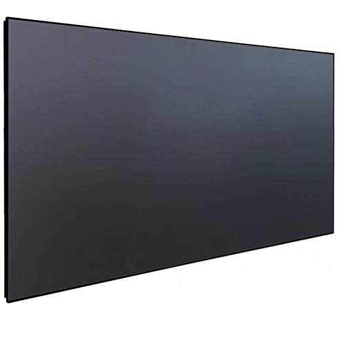 ZAIZAI Pantalla de proyección Pet Crystal UST 16: 9 para proyector A300 4k (Size : 100 Inch)