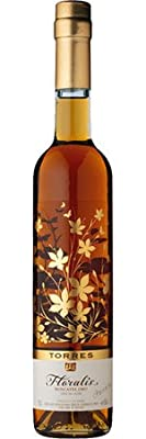 Torres Floralis Moscatel Oro Sweet Desert Spanish White Wine (3 x 50cl Bottles)