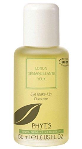 Phyts Lotion démaquillante yeux peaux sensibles 50ml