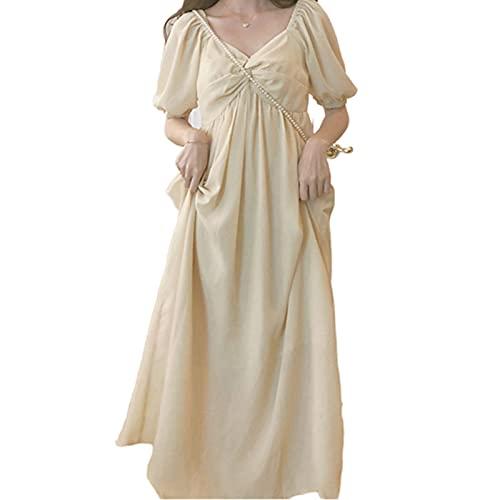 HSGAV Vestidos antiradiación ropa de maternidad para mujeres embarazadas 5G EMF protección escudo Faraday tela doble capa, M