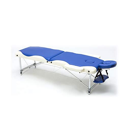 MGW Table de Massage lit de beauté Super Doux Multifonction lit d'entraîneur léger et Portable...