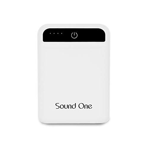 Sound One S1003 10000mAH Lithum Polymer Power Bank (White)