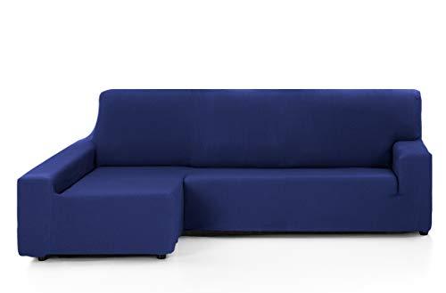 Martina Home Tunez, Copridivano elastico, Blu marino, BRAZO IZQUIERDO (visto de frente) 240 cm a 280 cm