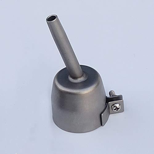 Boquilla tubular estándar de 5 mm para pistola de soldadura de aire caliente Trac 5 mm Punta de soldadura para soldador plástico 1600 W