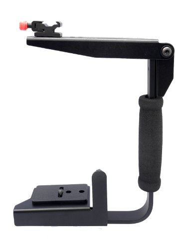 Gadget Place Two in One Flash Bracket Quick Flip + Camera Flip for Sony A7S A7R A7 a6000 a5000 a3500