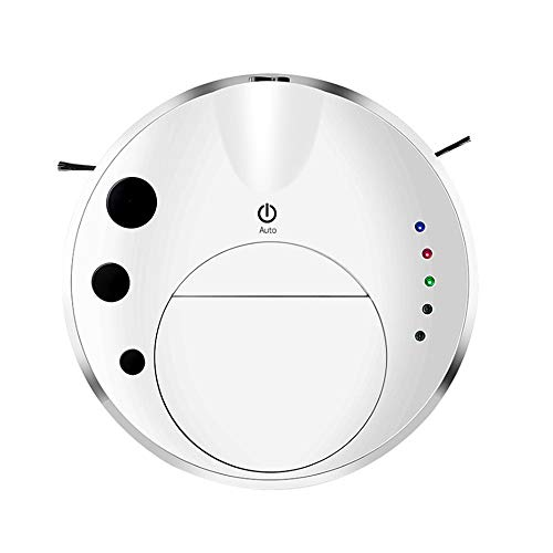 Great Features Of QQXICHENQI Robot Vacuum Cleaner High Suction Self Docking Self Charging Floor Swee...
