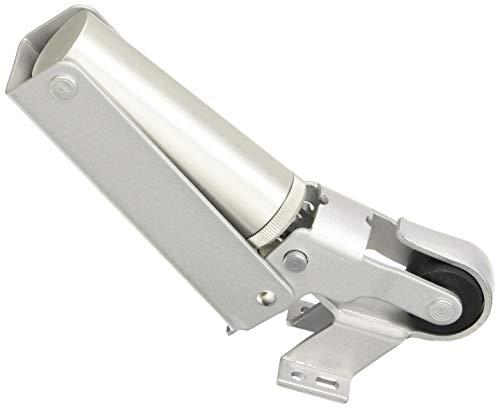 justor 1867D4 Amortiguador de aluminio, 80 kg P, 0