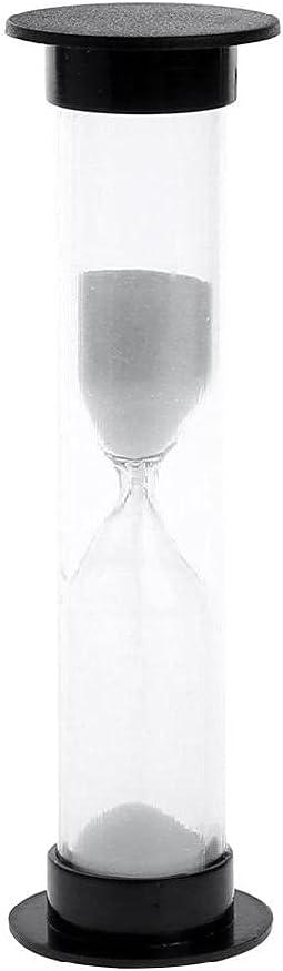 Yushu - Mini reloj de arena de arena - Temporizador de reloj de arena - 60 segundos 1 minuto - Regalo para decoración del hogar y el dormitorio - para la hora de cocinar, juegos, hacer ejercicio