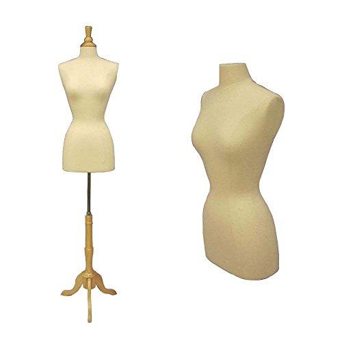 new white dress form - 1