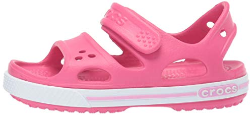 クロックス サンダル クロックバンド 2.0 PS 14854 Paradise Pink Carnation C10 17.5 cm