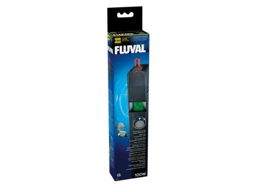 Fluval E-Heizer - Der Elektronikheizer aus der E-Serie 100 Watt für Aquarien bis 120 Liter