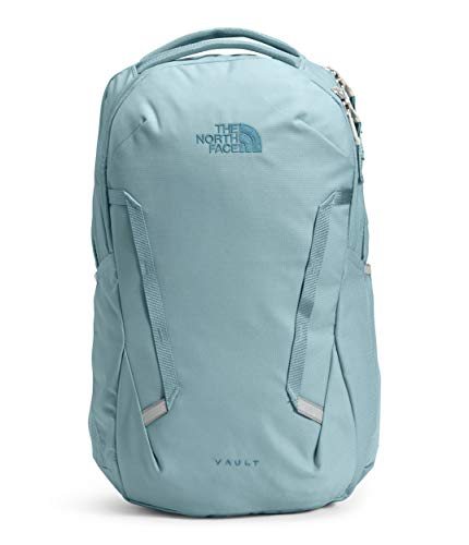 The North Face Women's Vault Backpack, Tourmaline Blue, One Size
