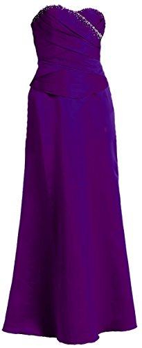 Abendkleid Ballkleid boden-lang für Hochzeit elegant figurbetont Abiball-Kleid Brautjungfernkleid...