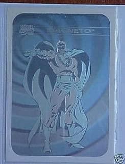 Marvel Universe Series 1 Magneto Hologram Card MH-2 (1990)