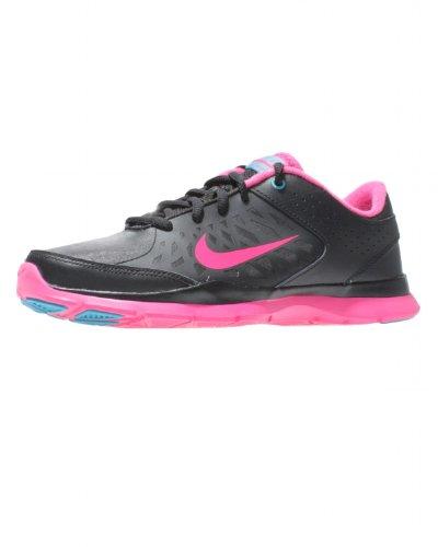 Nike W Blazer Low Sd Scarpe da ginnastica da donna, Rosa (Nero e rosa), 41 EU