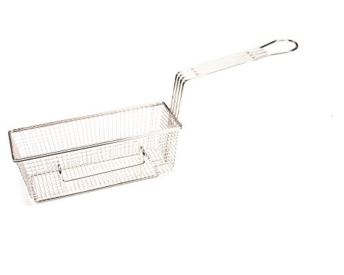 Grindmaster-Cecilware V092A Countertop Fryer Baskets with Left Hook Placement Metal Handles, 18-Pound