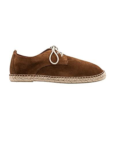 El Ganso Zapato Guerrero Yute Visón