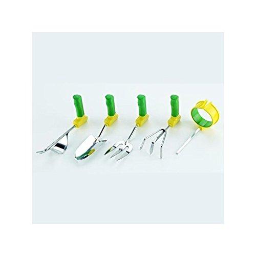 Mundus 33072 Griffe Jardinage Ergonomique Vert 24 x 7 x 18,5 cm