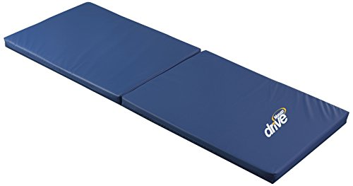"""Drive Medical Safetycare Floor Mat with Masongard Cover, Bi-Fold, 24"""" x 2"""""""
